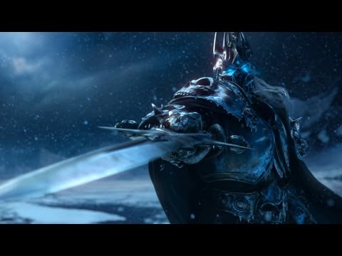 (New) World of warcraft: wrath of the lich king cinematic trailer