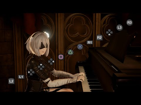 (New) Code vein: welcome to the black parade on piano
