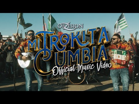 (Ver Filmes) Obzesion - mi trokita cumbia (official music video)