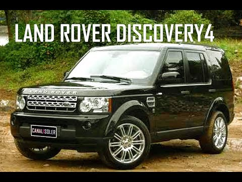 (HD) Land rover discovery 4 - teste completo - soler review - ep 79