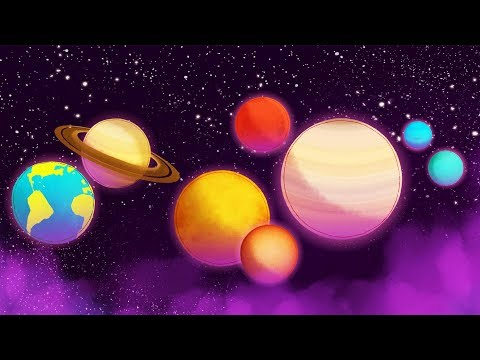 (New) Storybots | learn the planets in the solar system | outer space songs for kids | netflix jr