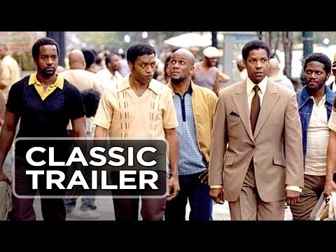 (New) American gangster official trailer #1 - denzel washington, russell crowe movie (2007) hd
