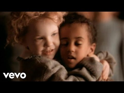 (New) Michael jackson - heal the world (official video)