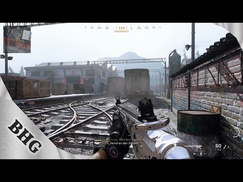 (New) Call of duty modern warfare team deathmatch gameplay [no commentary]