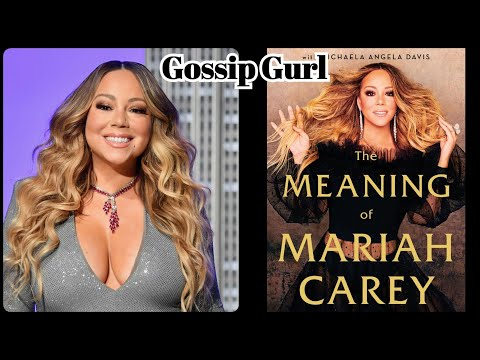 (New) Mariah carey spills the tea on her family and new album!