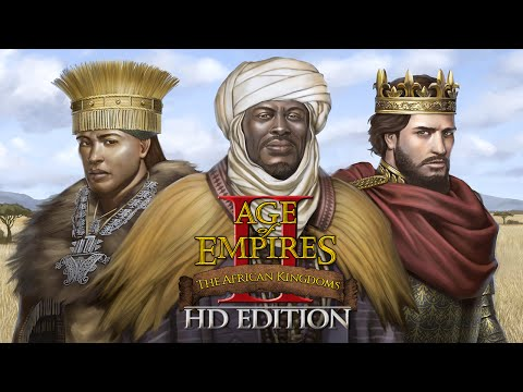 (New) Age of empires ii hd: the african kingdoms - teaser