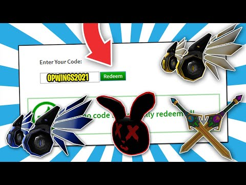 (New) All *12* new roblox promo codes on roblox 2021 (january)