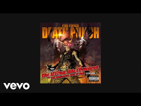 (New) Five finger death punch - m.i.n.e (end this way) (official audio)