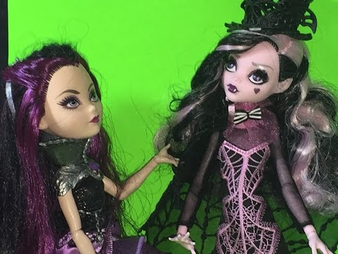 (Ver Filmes) Monster high meets ever after high : stop motion drama