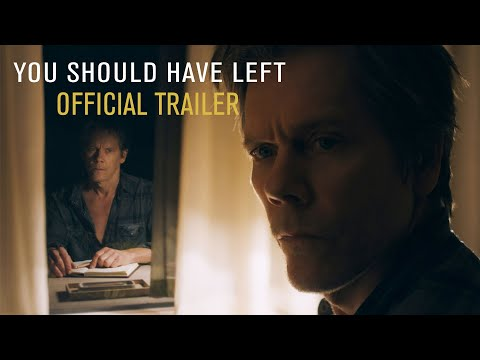 (HD) You should have left - official trailer (hd)