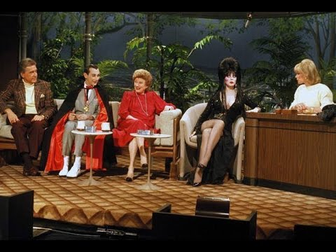 (New) The tonight show starring johnny carson guest host joan rivers 10 31 1985 (complete)