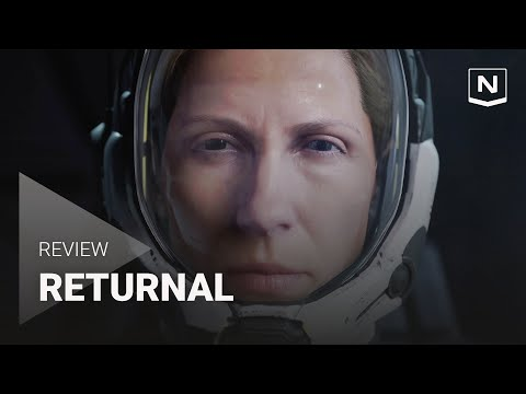 (New) Returnal (ps5) review - 4k 60fps gameplay!
