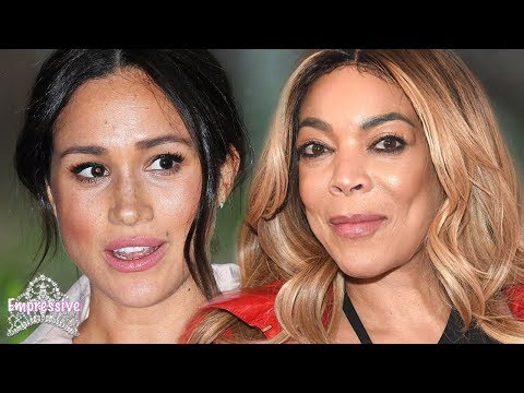 (New) Wendy williams slams meghan markle: nobody feels sorry for you! | megan thee stallion drama