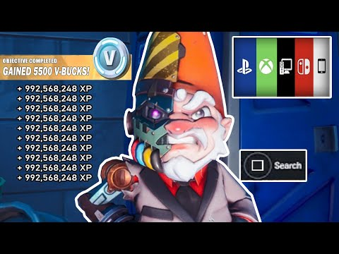 (New) **working** best fortnite xp glitch! (xp challenges glitch) how to level up fast in chapter 2!