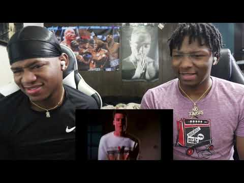 (New) First time hearing vanilla ice - ice ice baby (official video) reaction