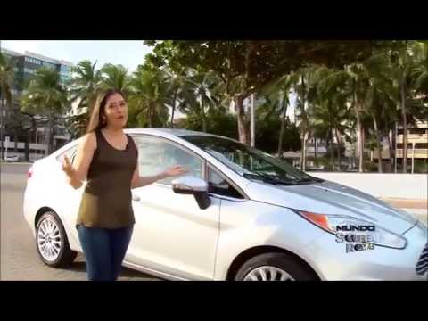 (HD) Test drive ford new fiesta sedan titanium