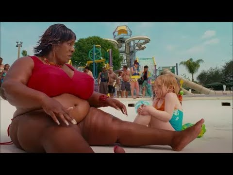 (New) Rasputia causes mayhem at the waterpark