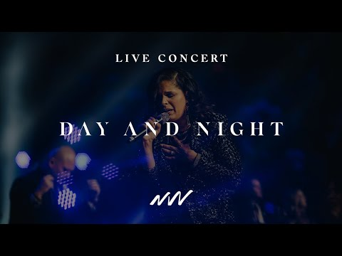 (HD) Day and night   live in concert   new wine