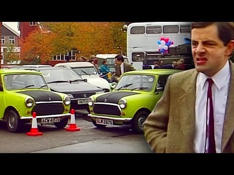 (Ver Filmes) Parking bean | mr bean full episodes | mr bean official