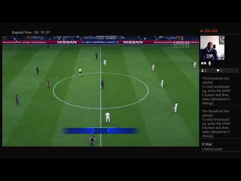 (New) As-sta9 fifa 20 champions league last 16 match