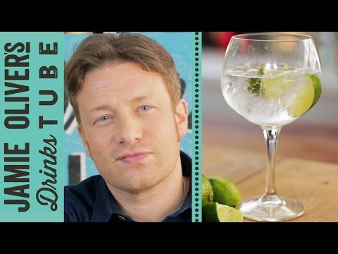 (HD) Ultimate gin and tonic   jamie oliver
