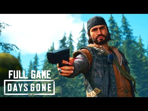 (New) Days gone - full game - no commentary