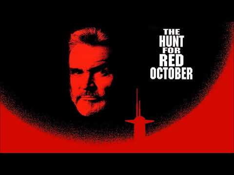 (New) The hunt for red october ultimate soundtrack suite - basil poledouris