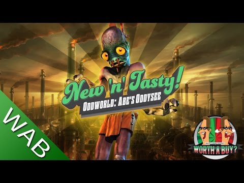 (New) Oddworld new n tasty review - worth a buy?