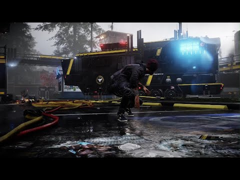 (New) Infamous™ second son game play ps5 1080p 60fps walkthrough part 2