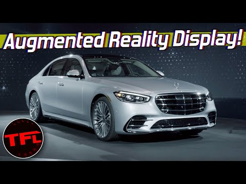 (New) The all new 2021 mercedes-benz s-class has some crazy tech weve never seen before!