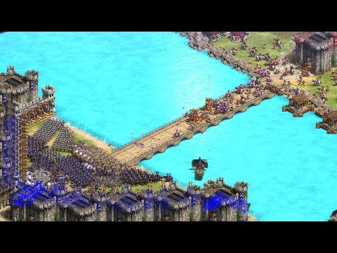 (New) Bridge last stand - age of empires 2 definitive edition