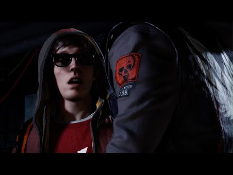 (New) Infamous™ second son game play ps5 1080p 60fps walkthrough part 8