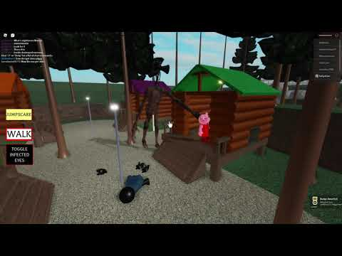 (HD) How to get the siren piggy in piggy book 2 roleplay