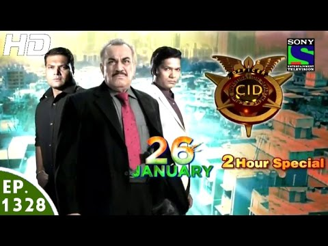 (New) Cid - सी आई डी - republic day special - episode 1328 - 26th january, 2016