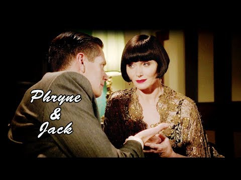 (New) Phryne e jack scenes | season 2 (part 1 2) | miss fishers murder mysteries