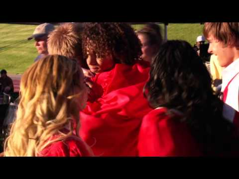 (New) Cast goodbyes - high school musical 3