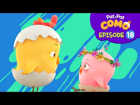(New) Como kids tv | my baby sister comi (ep18) | cartoon video for kids
