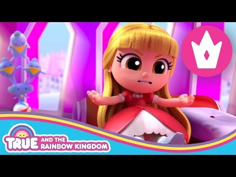 (New) True and the rainbow kingdom | princess grizelda and her grizmos compilation | season 2 episodes