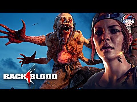 (New) Left 4 dead 3!? - back 4 blood - full campaign closed alpha gameplay