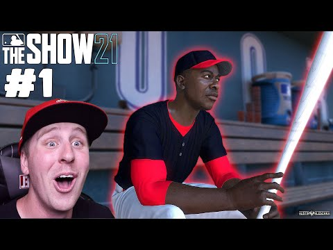 (New) First game had it all! | mlb the show 21 | diamond dynasty #1
