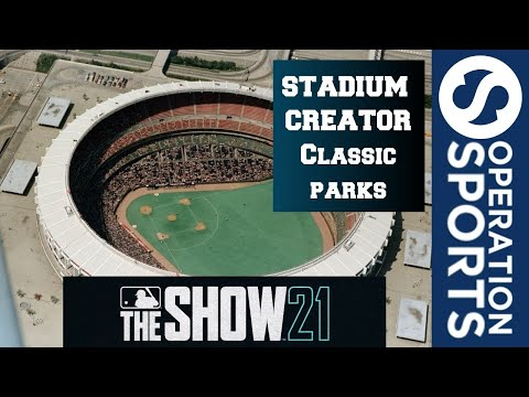 (New) Mlb the show 21 - 15 classic ballparks we want to see from stadium creator experts