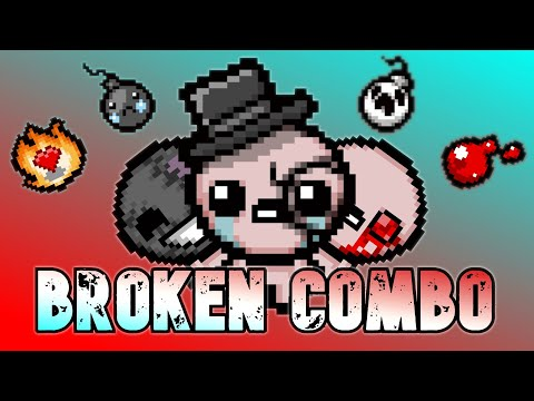 (Ver Filmes) The most broken, overpowered (and loudest) synergy in repentance! | the binding of isaac: repentance