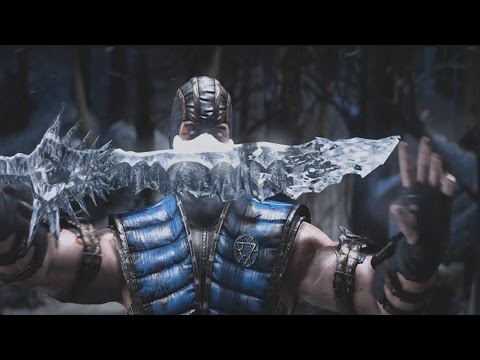 (Ver Filmes) Mortal kombat x - sub-zero all fatalites  brutalities  x-ray gameplay