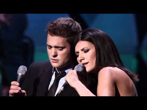 (New) Michael buble feat. laura pausini - you will never find - caught in the act