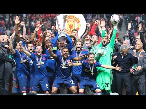 (New) Manchester united ● road to the εurора lеаguе final 2016 2017