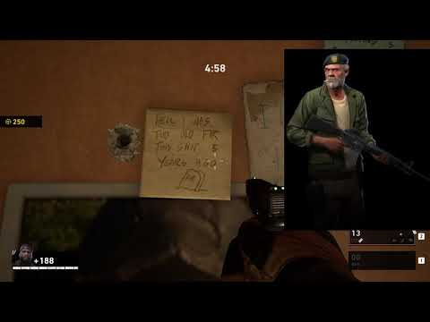 (New) Back 4 blood - left 4 dead 1 e 2 easter egg quotes!!!