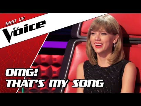 (New) Top 10 | best taylor swift covers in the voice