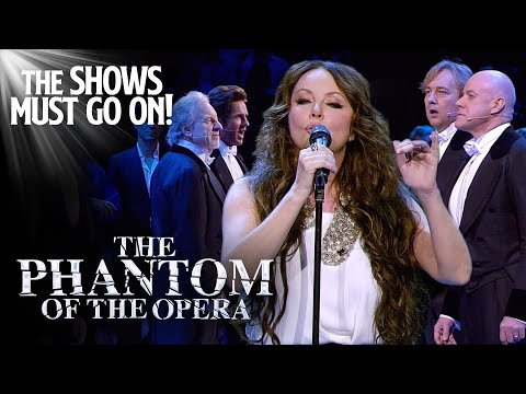 (New) Four phantoms medley ft. sarah brightman | the phantom of the opera