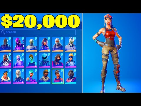 (Ver Filmes) This fortnite account is better than ali-as!   he needs to get account insurance! ($20,000+ locker)