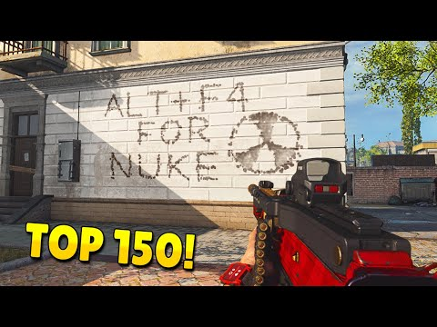 (HD) Top 150 funniest fails e wins in warzone